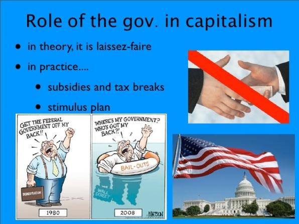 CAPITALISM-COMMUNISM