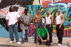 GANGS IN SOUTH CENTRAL LOS ANGELES