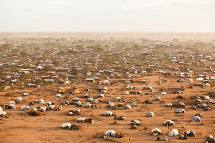 KENYA'S REFUGEE CAMP