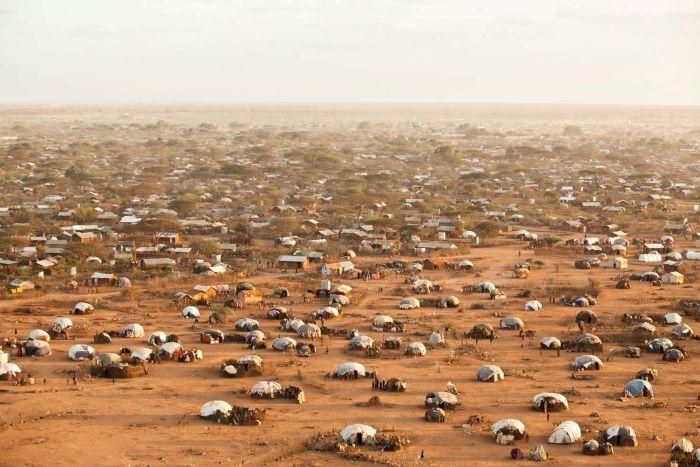 KENYA'S REFUGEE CAMP