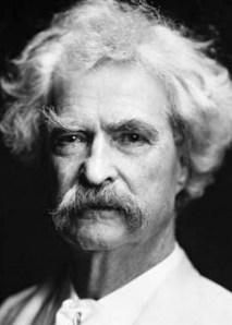 Mark Twain (Samuel Clemens 1835-1910)