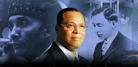 NATION OF ISLAM FOUNDER AND CURRENT LEADER