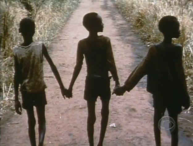 SUDAN'S LOST BOYS