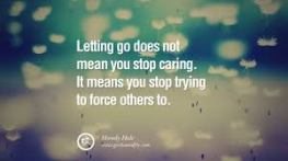 LETTING GO GRAPHIC