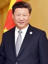 XI JINPING (GENERAL SECRETARY OF THE COMMUNIST PARTY OF CHINA AND PRESIDENT OF THE PEOPLE'S REPUBLIC OF CHINA)