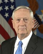JAMES MATTIS (FORMER U.S. SECRETARY OF DEFENSE)