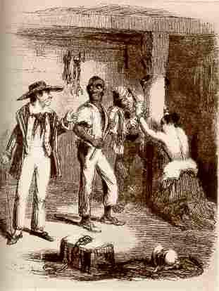 BLACK SLAVE OVERSEER