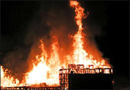 ECO-TERRORIST INCIDENT IN CALIFORNIA 2006