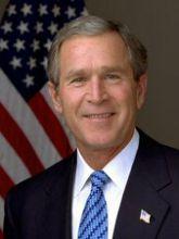 GEORGE W. BUSH (43RD PRESIDENT OF THE U.S.)