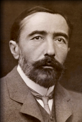 JOSEPTH CONRAD (ENGLISH AUTHOR, 1857-1924)