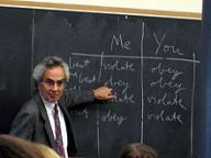 THOMAS NAGEL (AMERICAN AUTHOR, PROFESSOR NEW YORK UNIVERSITY)