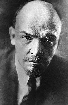 VLADIMIR LENIN (1870-1924, LEADER OF THE 1917 RUSSIAN REVOLUTION)