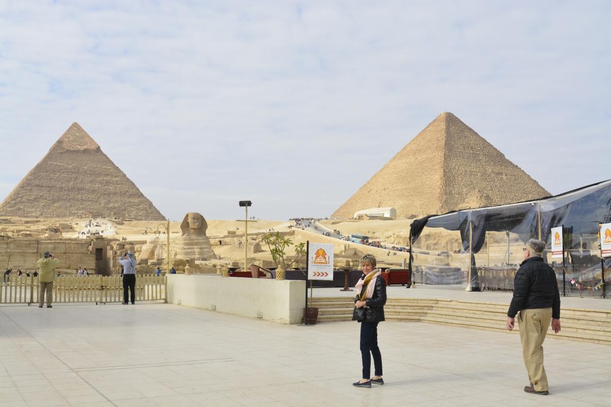 EGYPT IN 2019