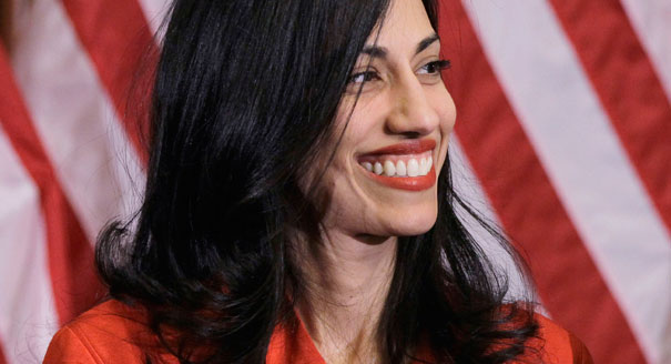 HUMA ABEDIN DISPARAGED BY MICHELE BACHMANN