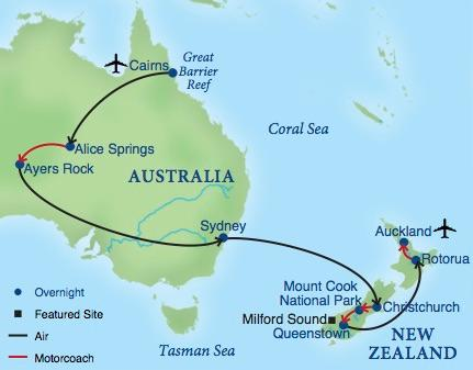 AUSTRALIA AND NEW ZEALAND2019